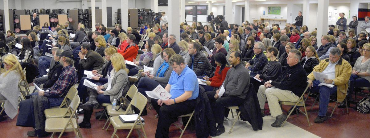 Parents push back on late start times in District 220 ...