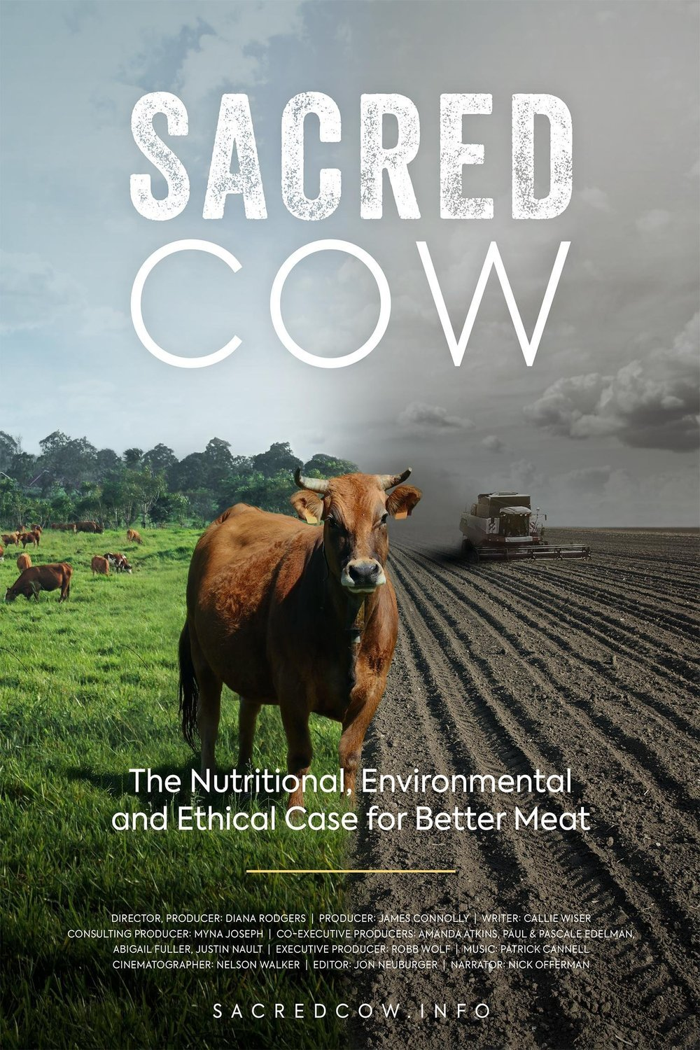 Sacred Cow: The Nutritional, Environmental and Ethical ...