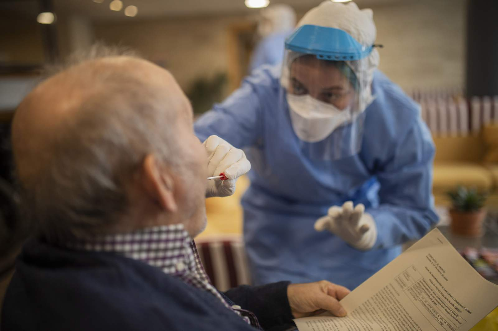 Data from Massachusetts shows death rate continues to fall, average age of virus victims is 82…