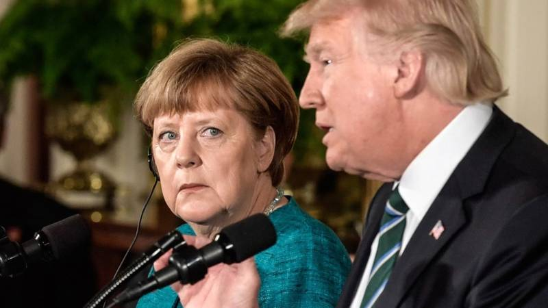 Merkel: Europe should brace for a reality in which US is no longer a world power…