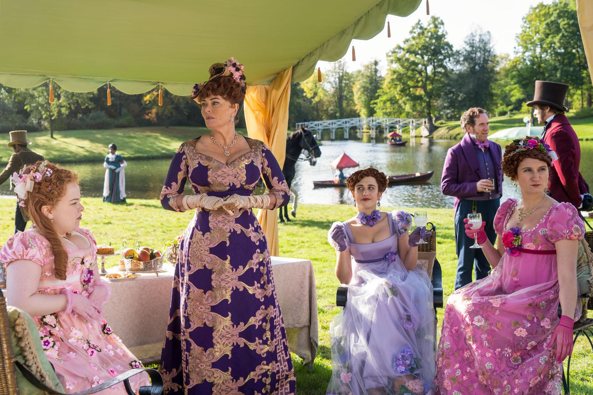 Bridgerton on Netflix: First Look | Release Date, Cast, Plot