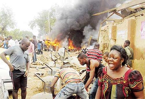 Armed African Fulani Islamists Massacre African Christians ...