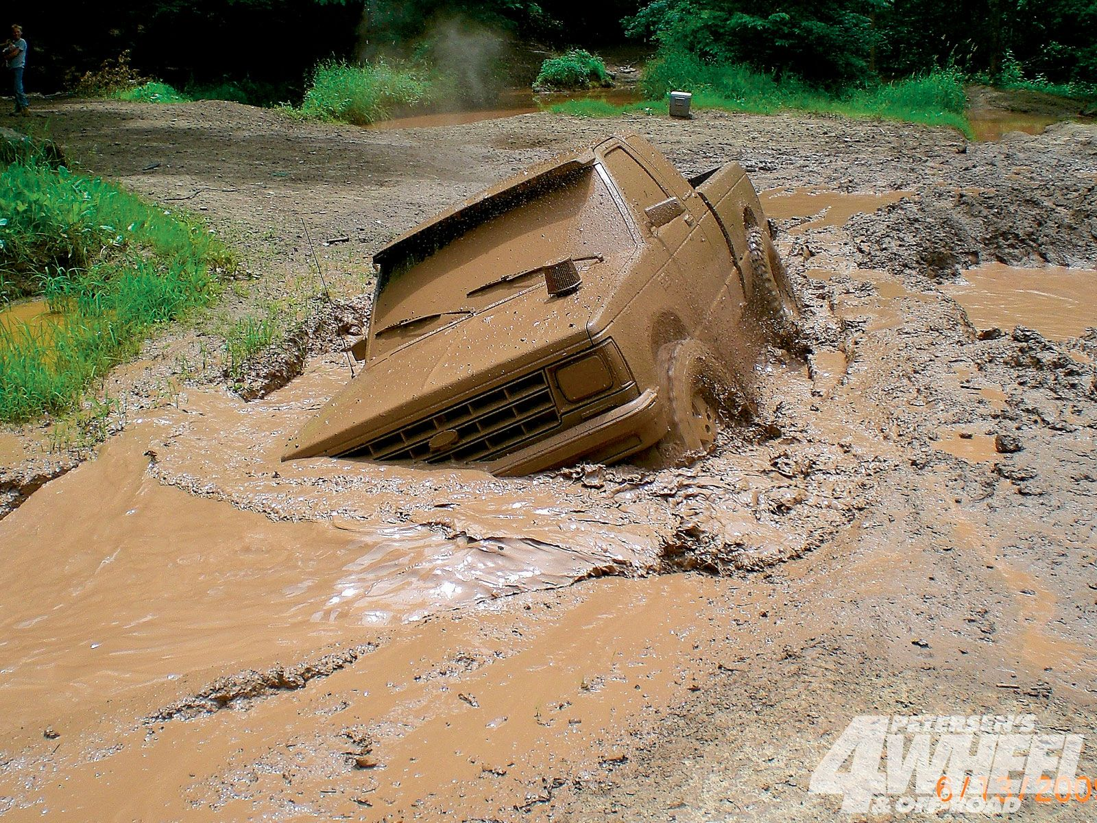 Blogged Down: A bogged down blog, stuck in the mud - Craig ...