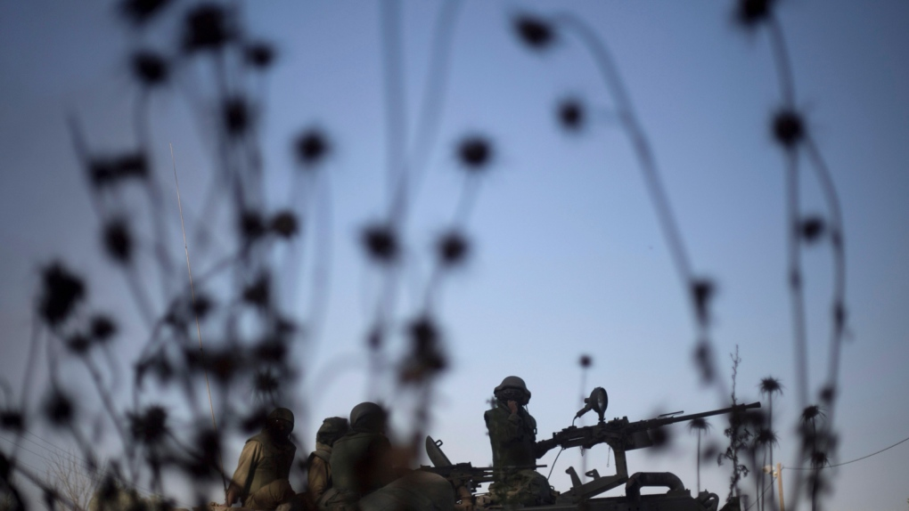 Harper, Netanyahu discuss Israeli-Palestinian tension | CTV News
