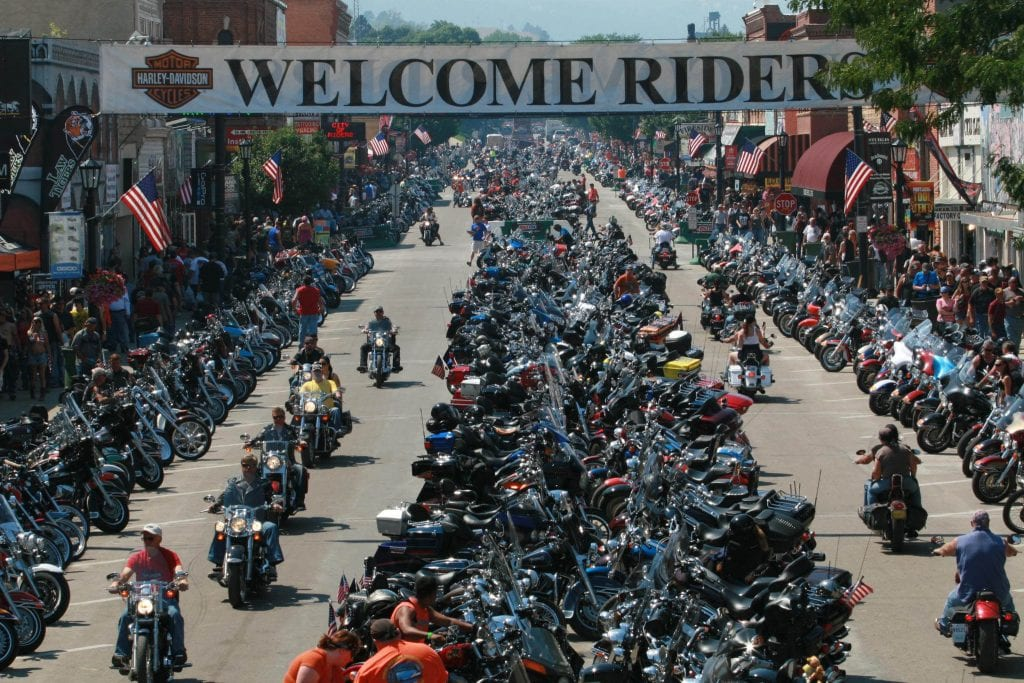 Officials Promote Safety en Route to Sturgis | CycleVin