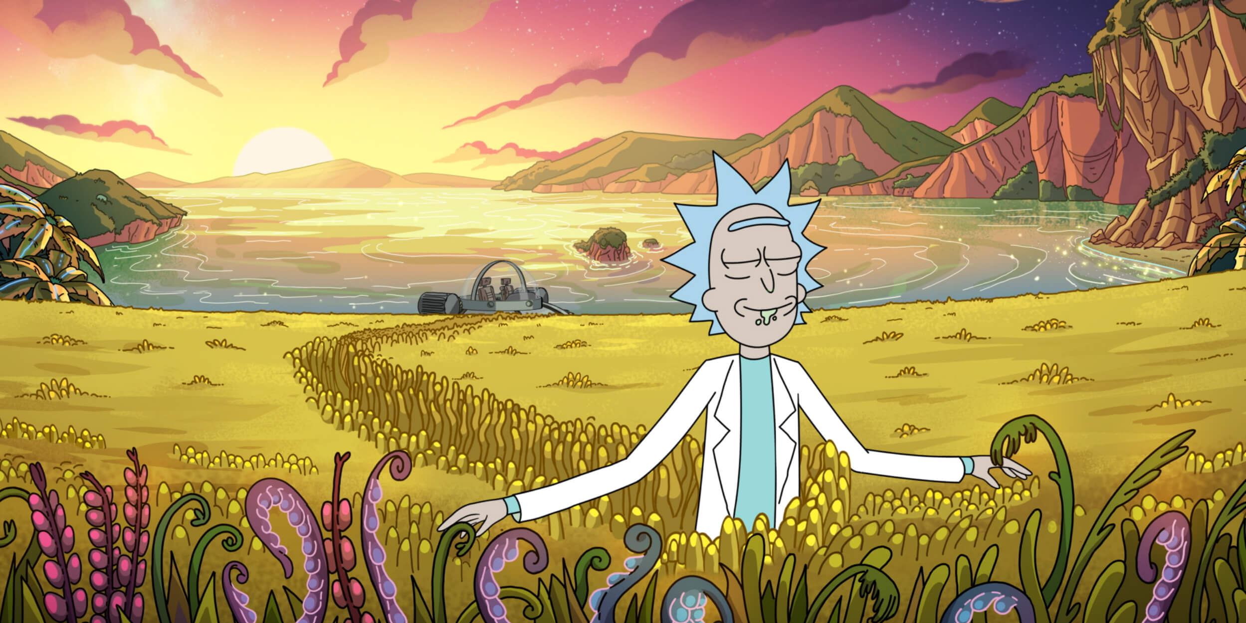 Here are the Episode Titles for 'Ricky and Morty' Season 4
