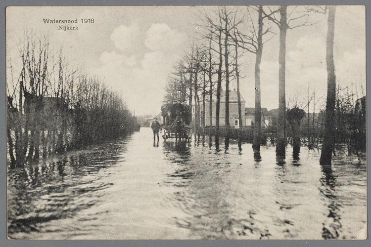 """1916 - """"100 jaar watersnood"""" 2016 - De Veluwenaar"""