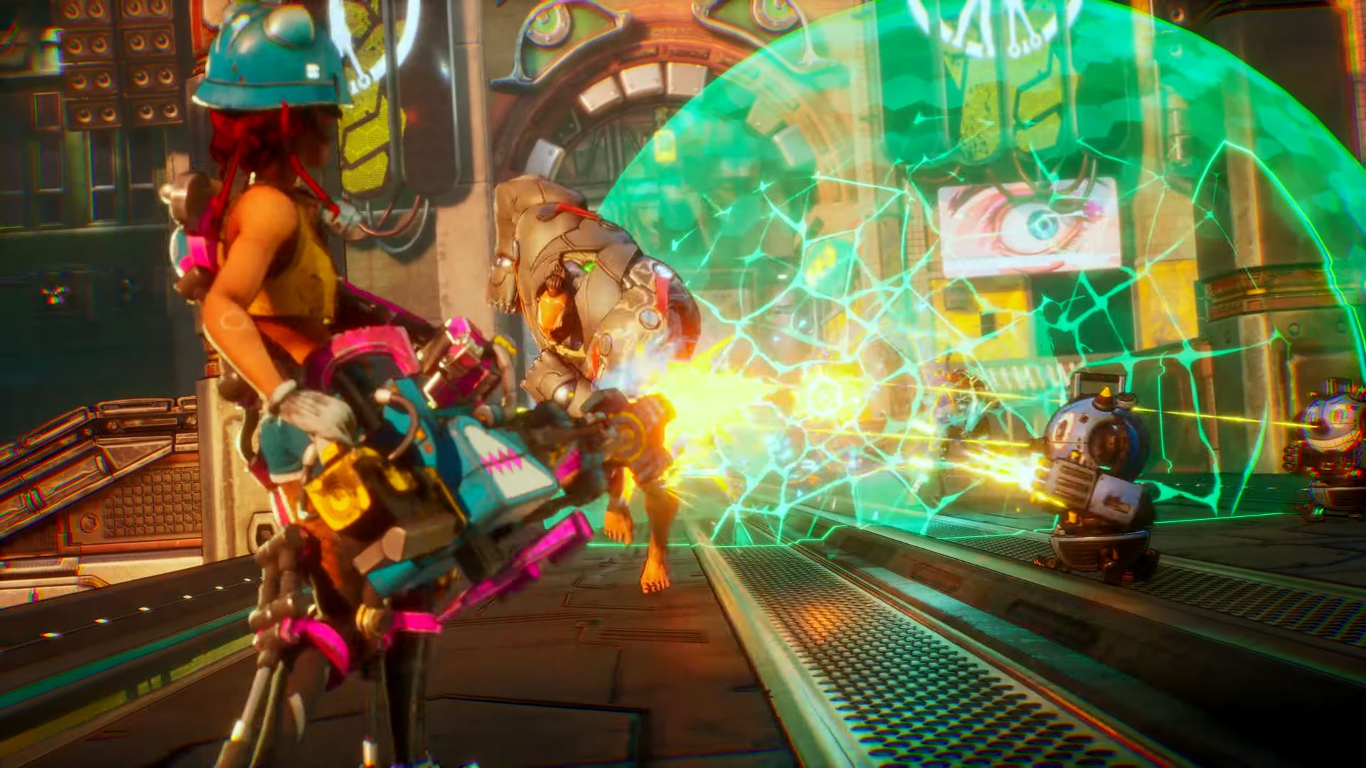Bleeding Edge: Release Date, Gameplay, Trailer, and News | Den of Geek