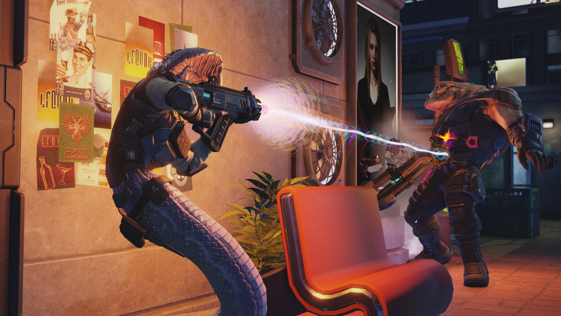 XCOM: Chimera Squad Release Date, Trailer, Gameplay, and News | Den of Geek