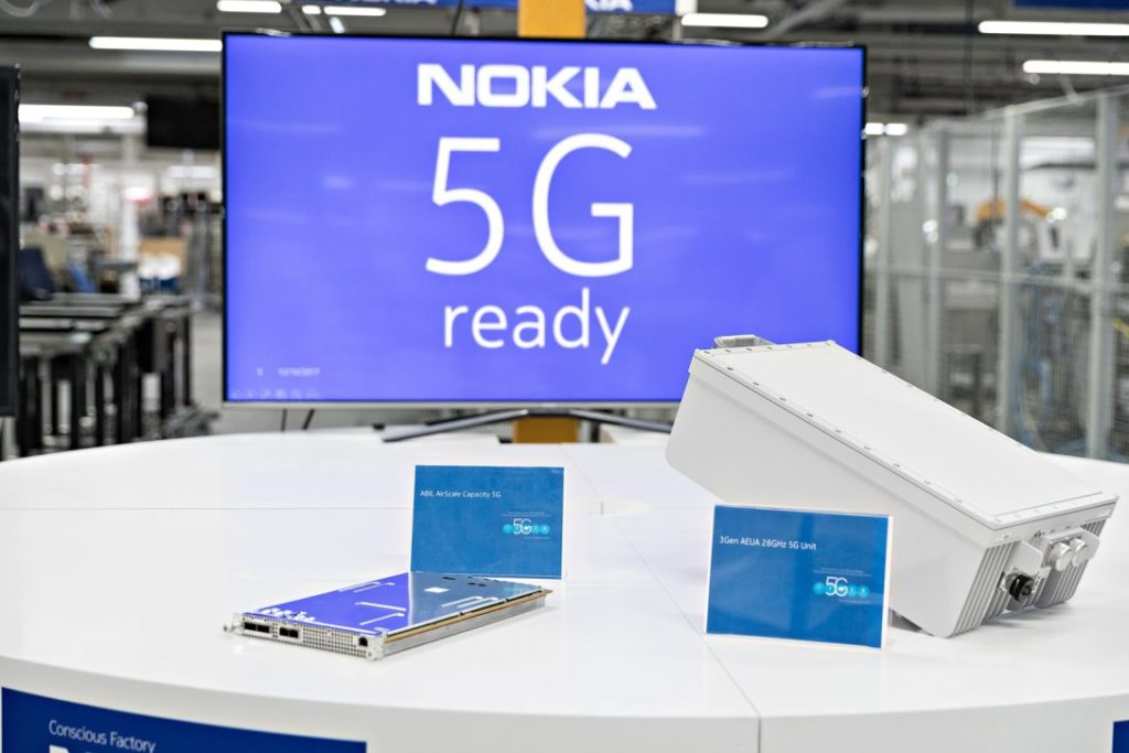 Orders of Nokia Surpasses Huawei After Nokia Launches 5G ...