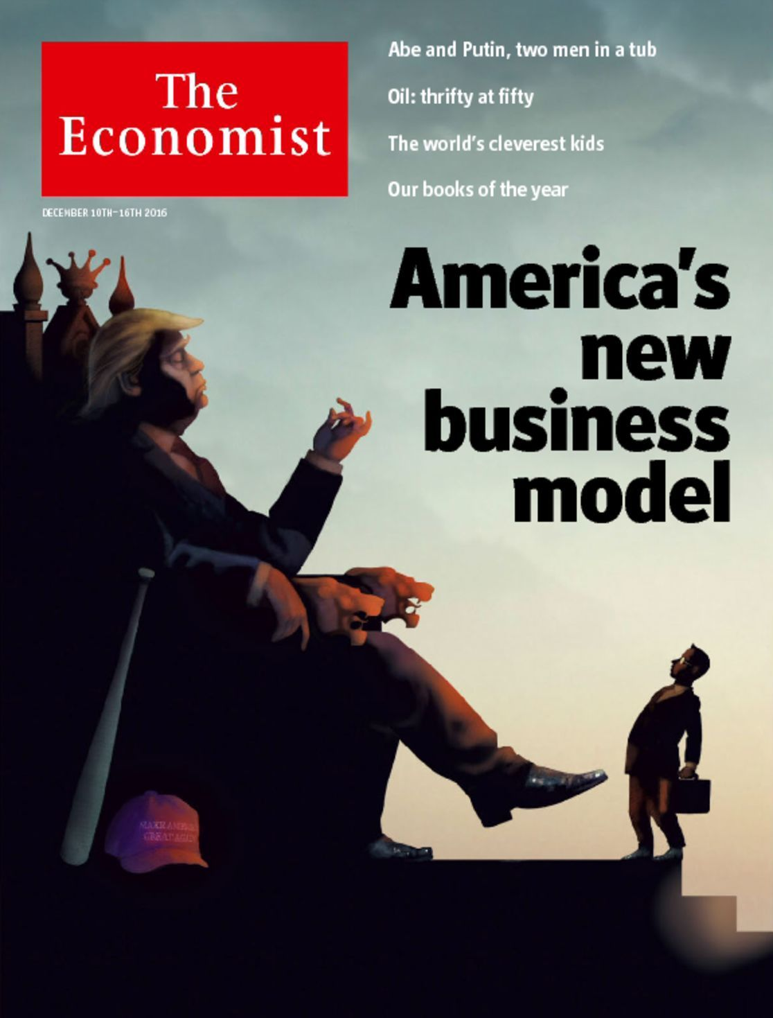 The Economist Magazine - DiscountMags.com