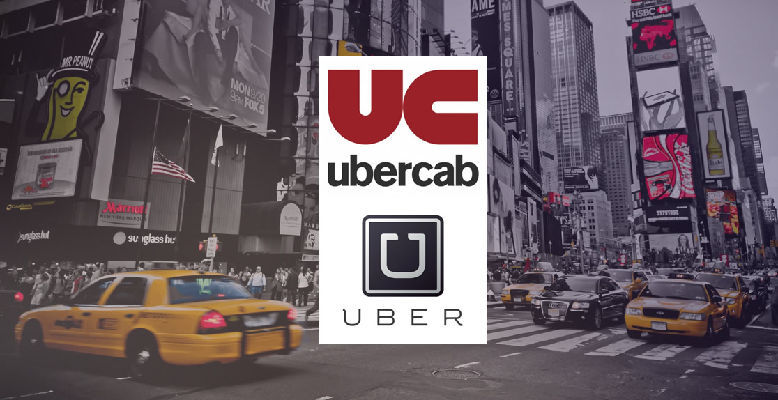 UberCab.com to UBER.com 「+」 Domain Gravity®