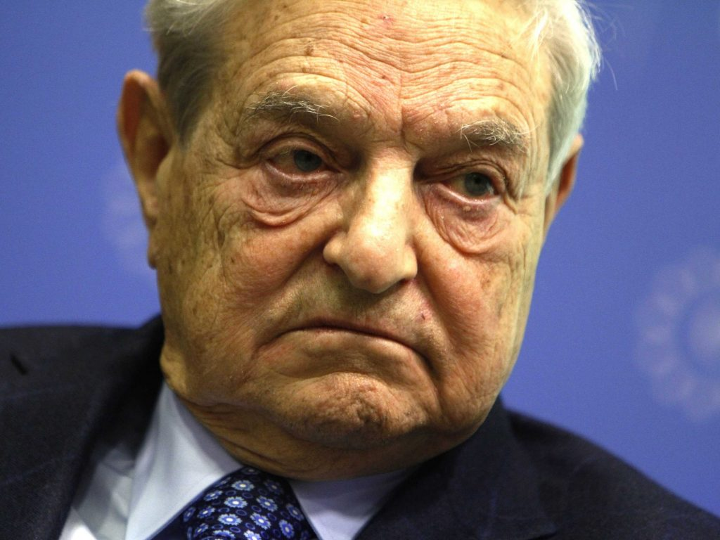 The '60 Minutes' Interview George Soros probably regrets ...