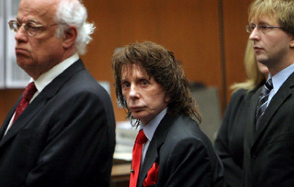 El ex productor de The Beatles, Phil Spector, declarado ...