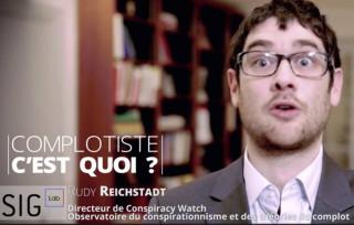 """Étrange : Rudy Reichstadt n'a pas dénoncé """"Macron à l ..."""