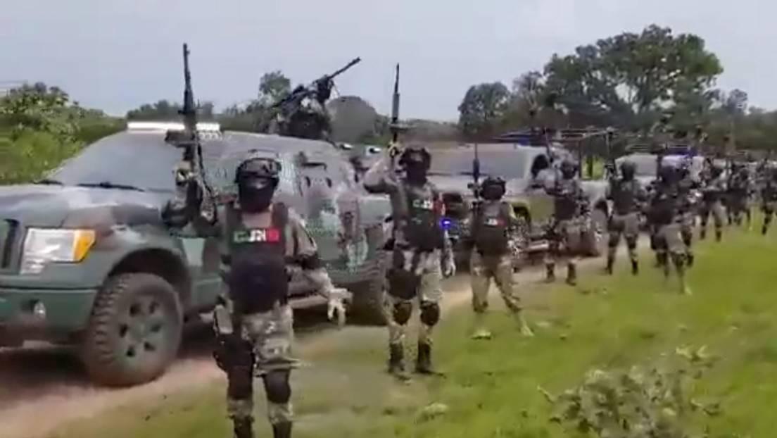 México: Cártel Jalisco Nueva Generación lanzó un video ...