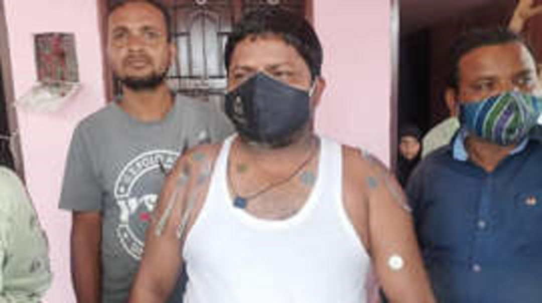 Jharkhand man claims he got magnetic powers after taking ...