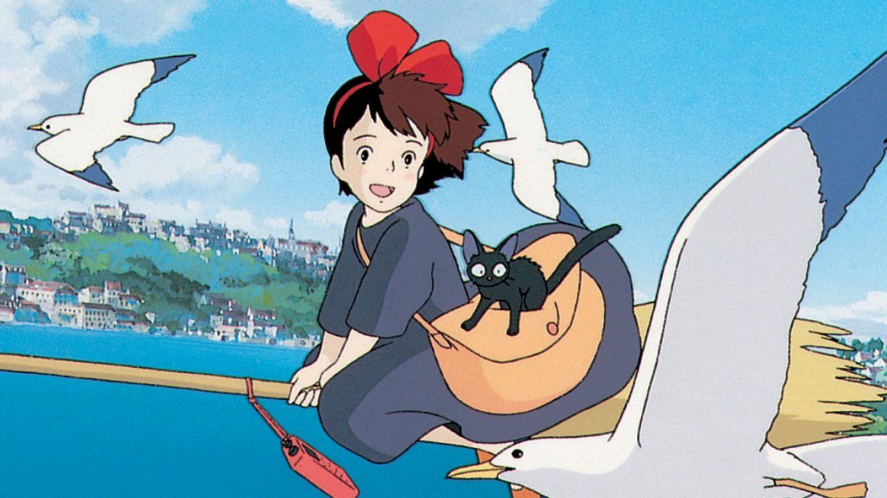 Kiki's Delivery Service Novel Receives New English Translation