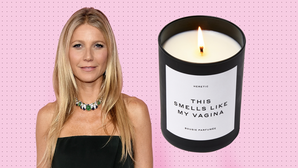 Goop's 'This Smells Like My Vagina' Candle Has Us ...