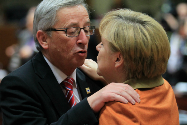 Juncker's EU candidacy stirs speculation in Parliament ...