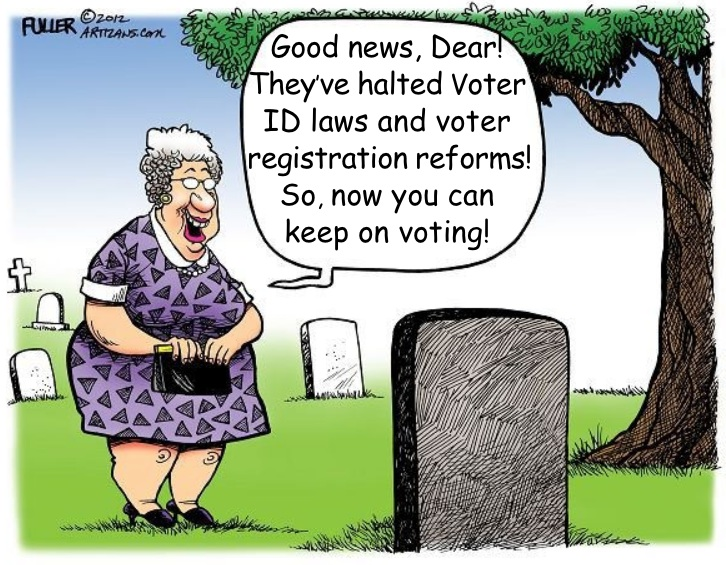 Voter ID Laws - Frontiers of Freedom