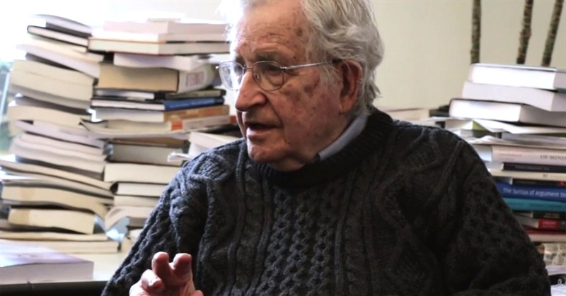 Noam Chomsky Torches Democrats' Narrow Trump Impeachment: 'A Tragedy' That 'May Send Him Back to Office'…