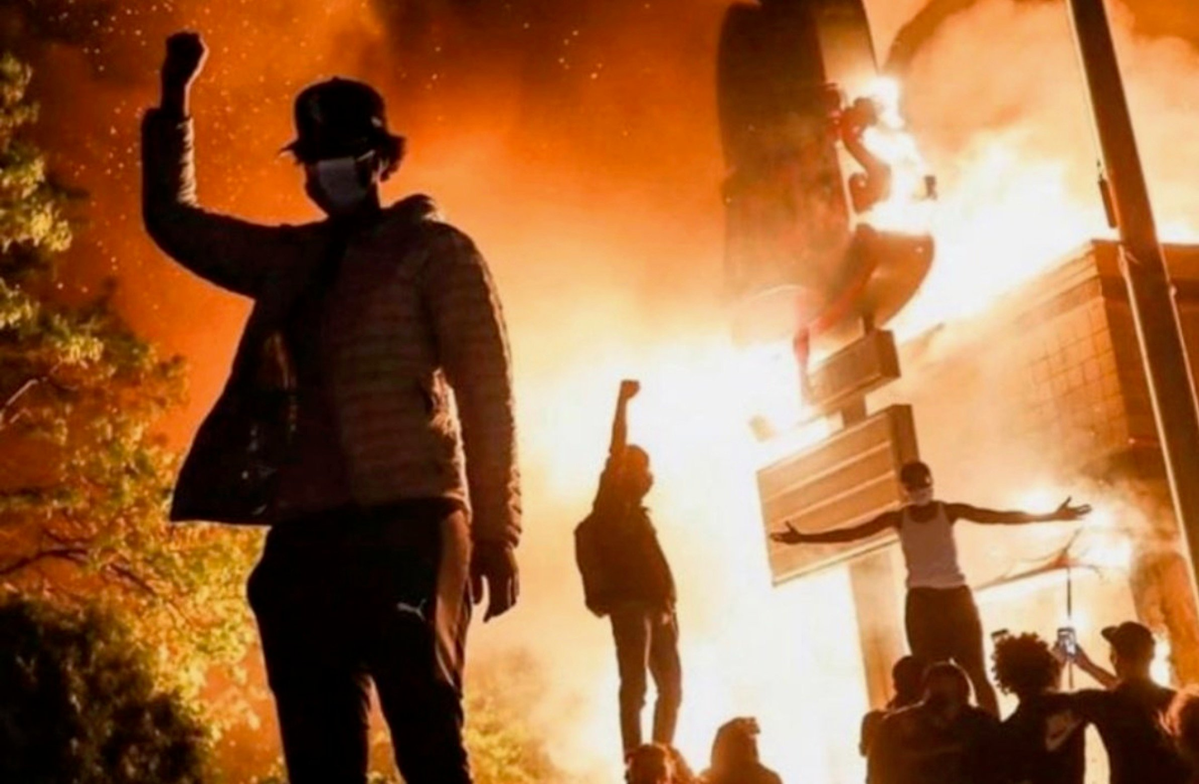 The Latest Race Riots: Justified Rage, Unjustified Violence