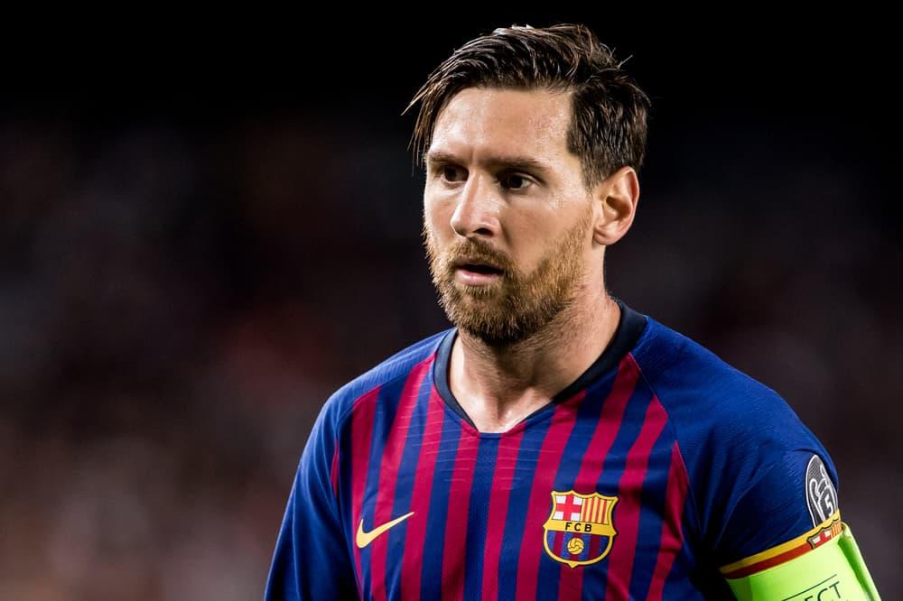 Psg Lionel Messi'Yi Aldı. 2+1 Yıllık Sözleşmeyi Imzalamaya Geliyor.
