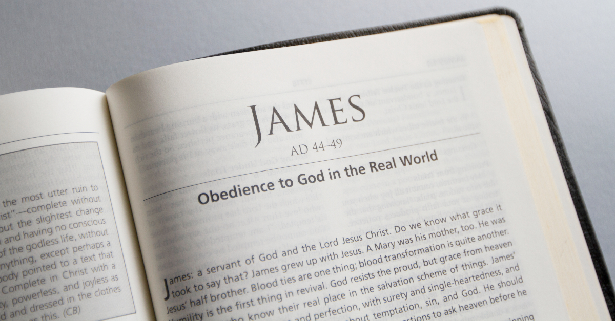 The Book of James: Did You Know?   Forest Baptist Church