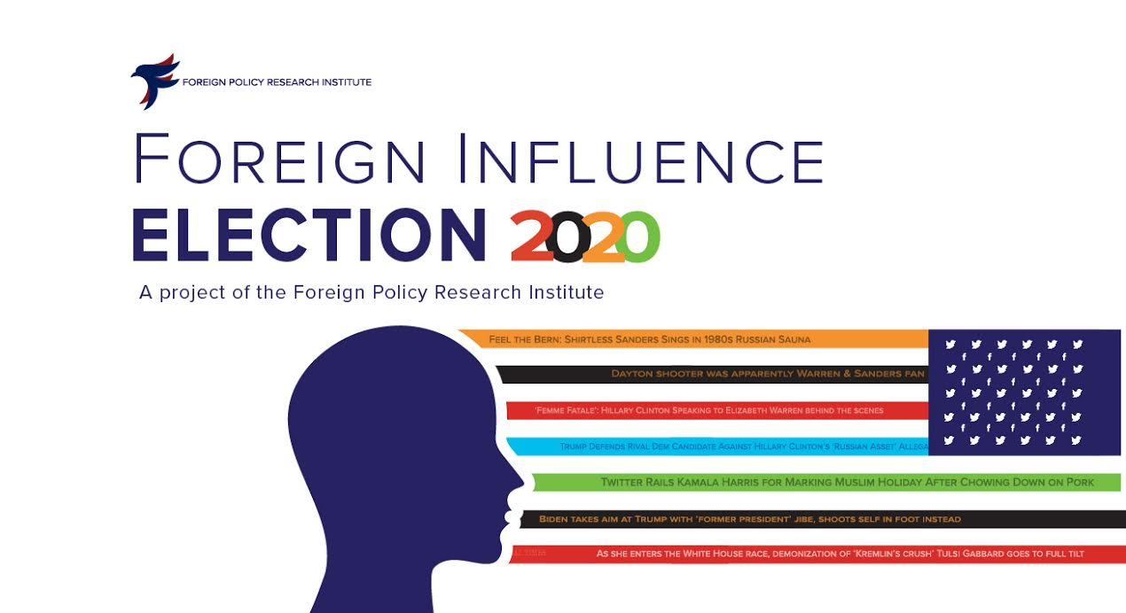 Foreign Influence and the 2020 Election: What We've Seen ...