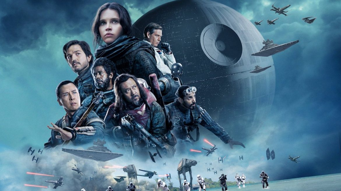 ROGUE ONE: A STAR WARS STORY (2016) • Frame Rated
