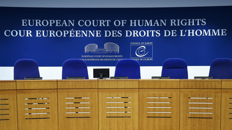 La Cour européenne des droits de l'homme saisie pour ...