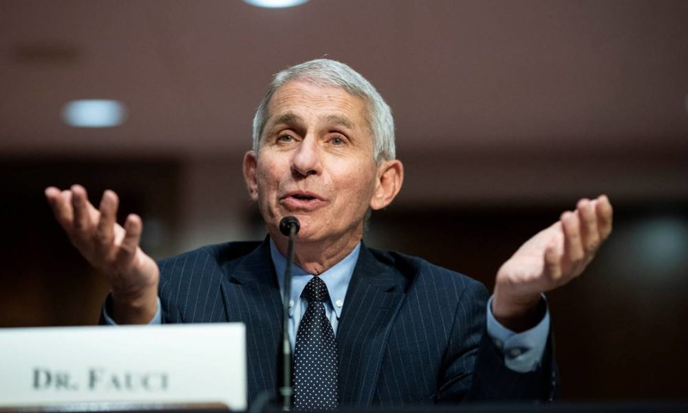 BREAKING: Newly Released Emails PROVE Dr. Fauci Flat Out ...