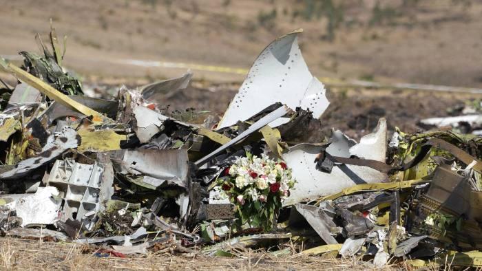 737 Max crash