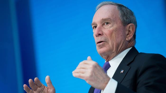 Michael Bloomberg launches China-linked rival to Davos gathering…