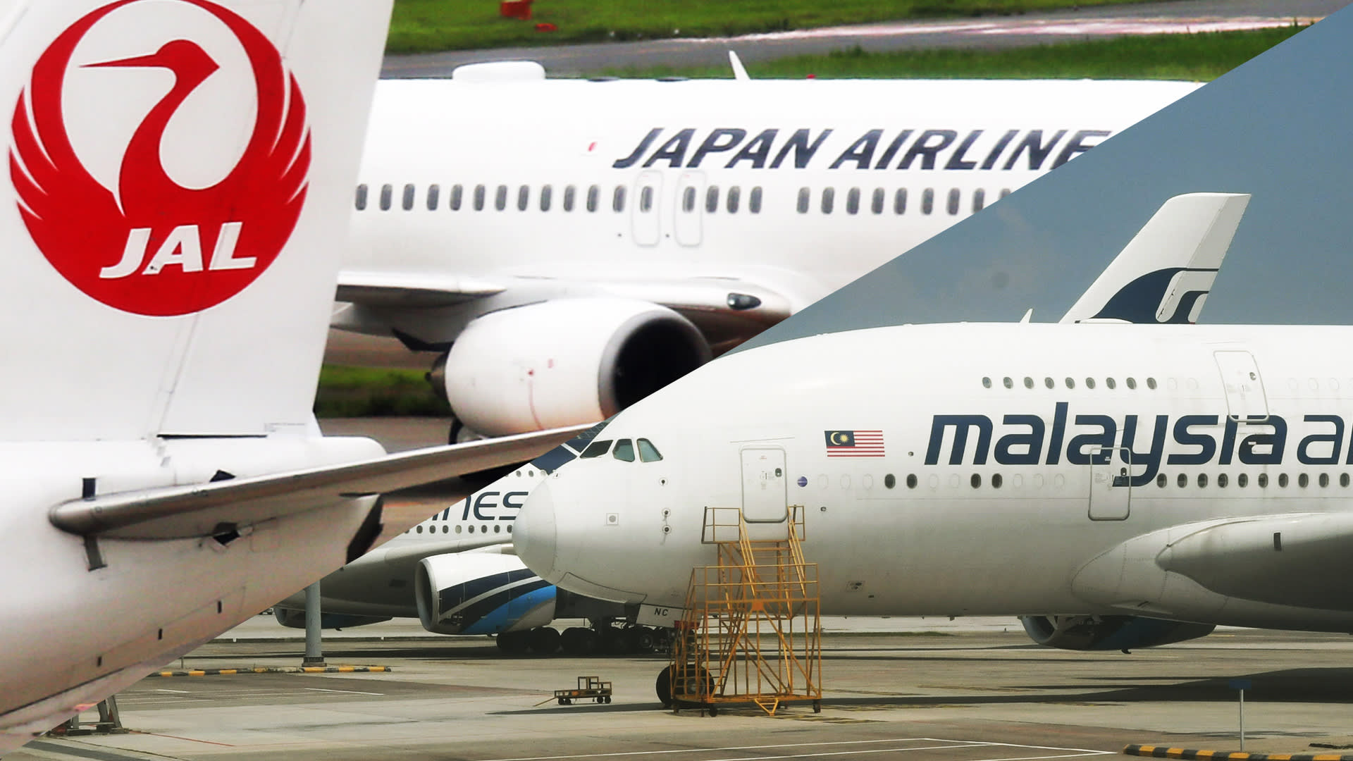 JAL and Malaysia Airlines aim to form 'joint venture ...