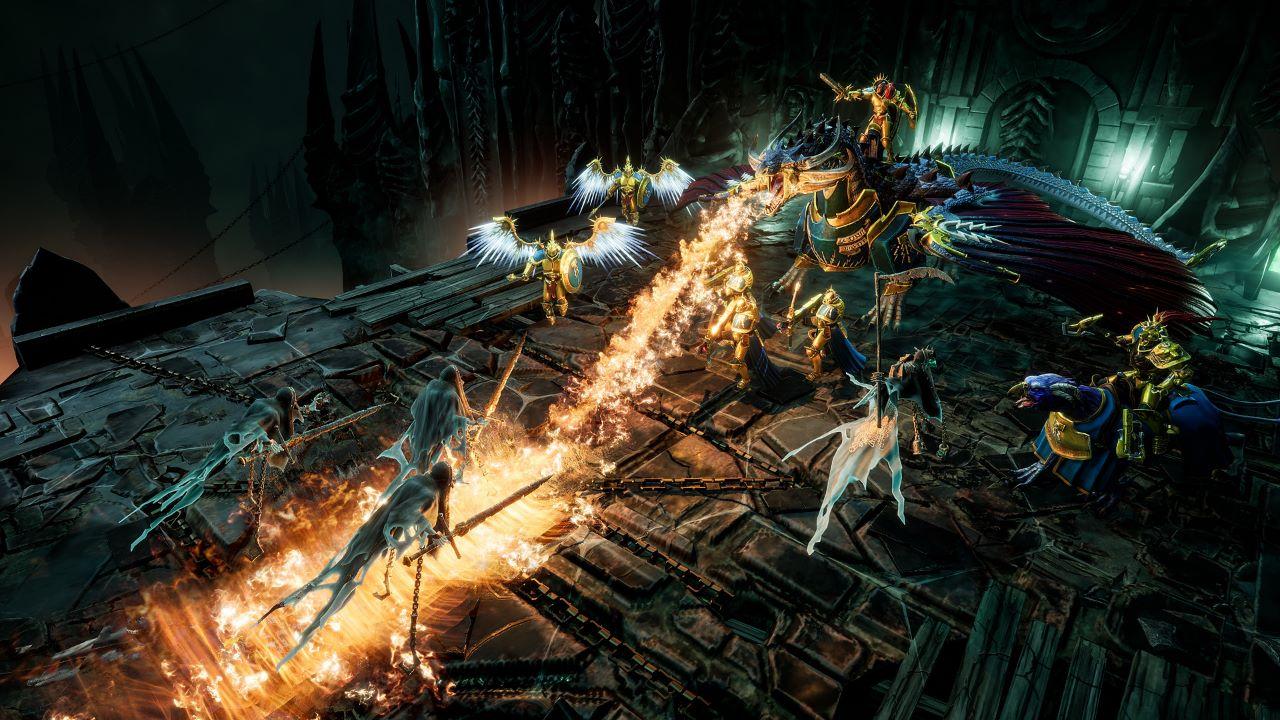 Warhammer Age of Sigmar Storm Ground è ora disponibile, ecco il trailer di lancio - GamingTalker