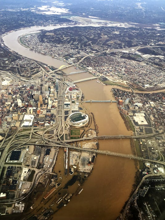 Ohio River pollution: Group that monitors river may drop standards