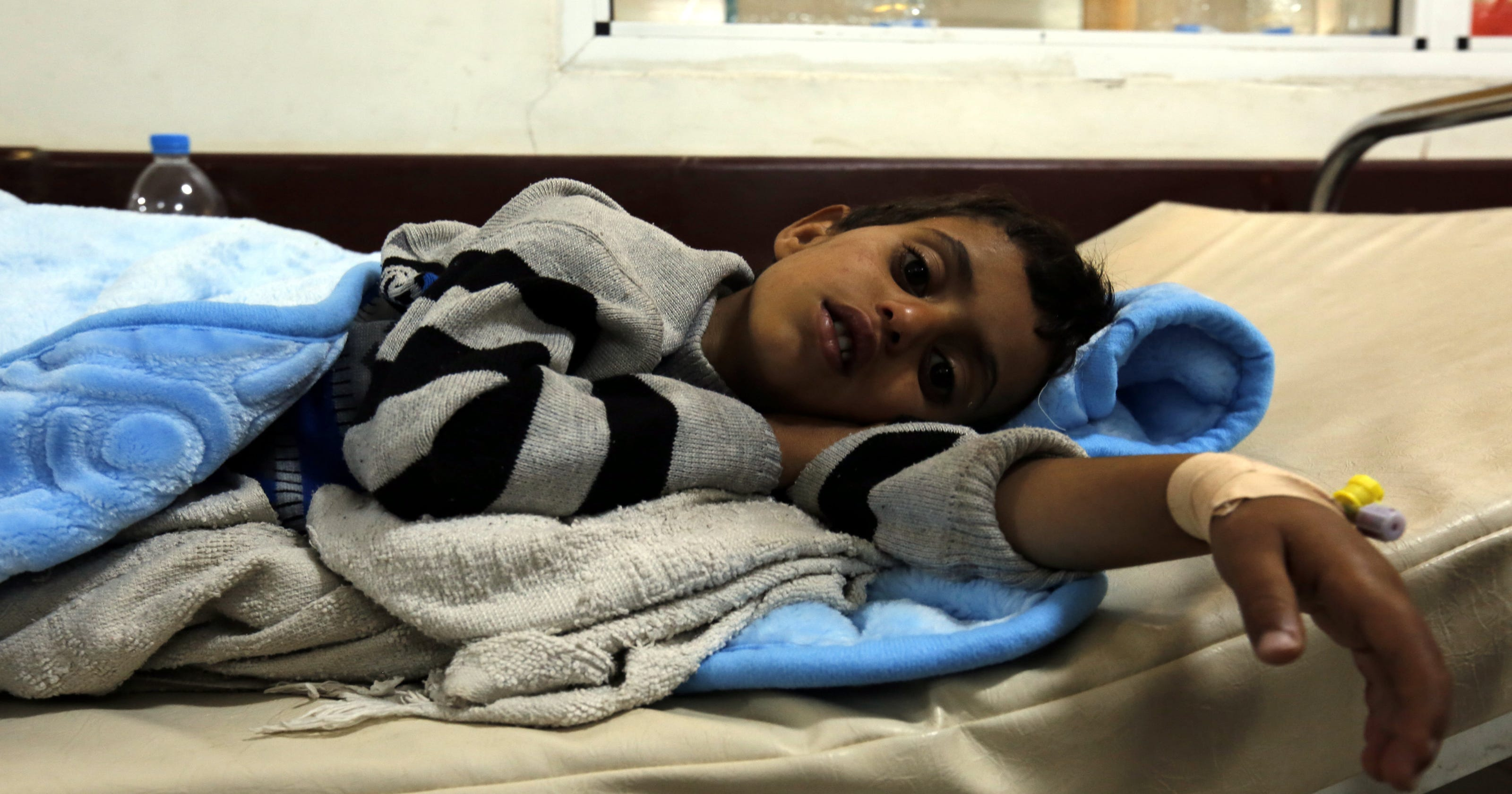 Yemen faces worst cholera outbreak in the world, health ...