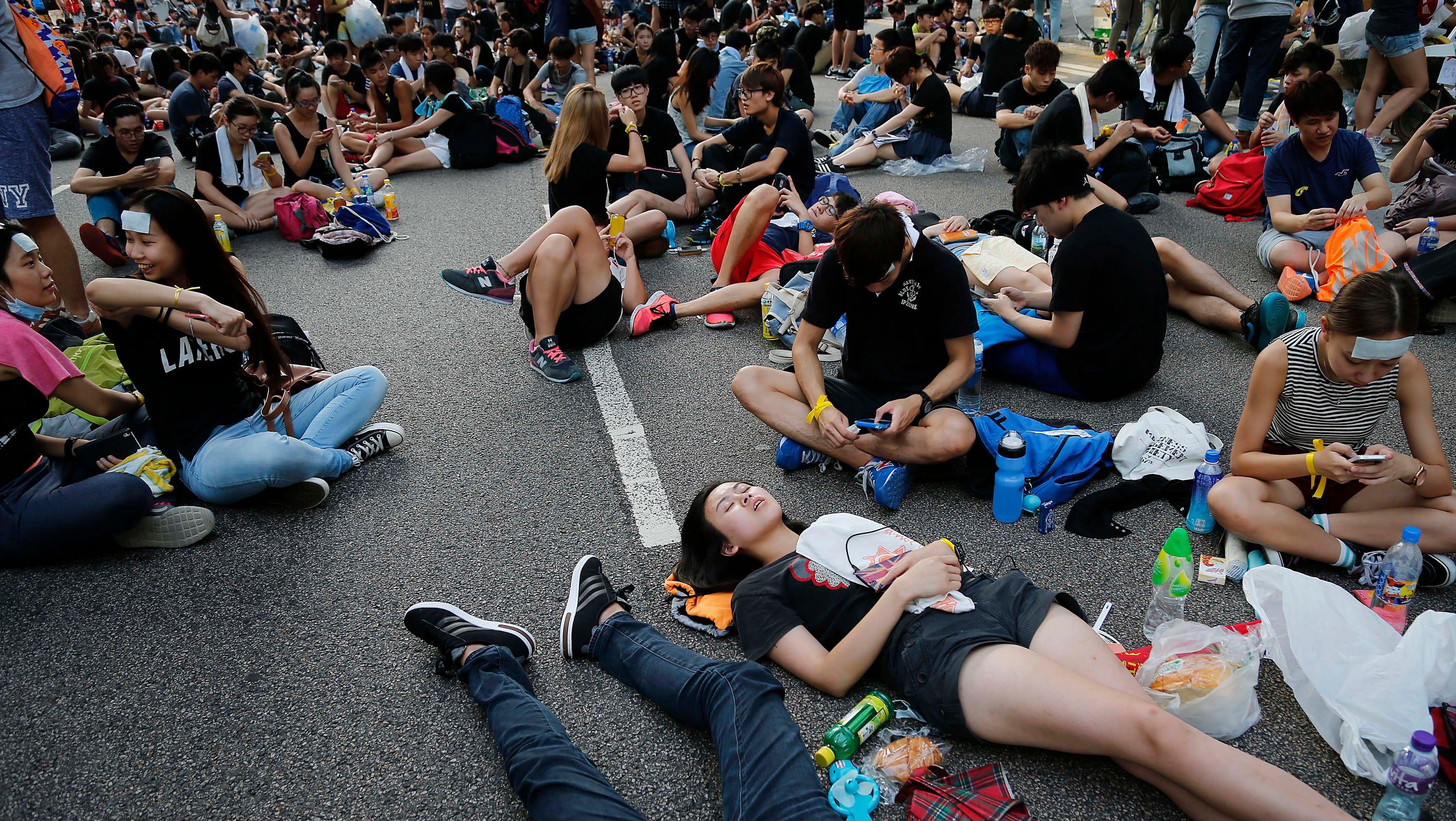 Hong Kong unrest may shake world economy