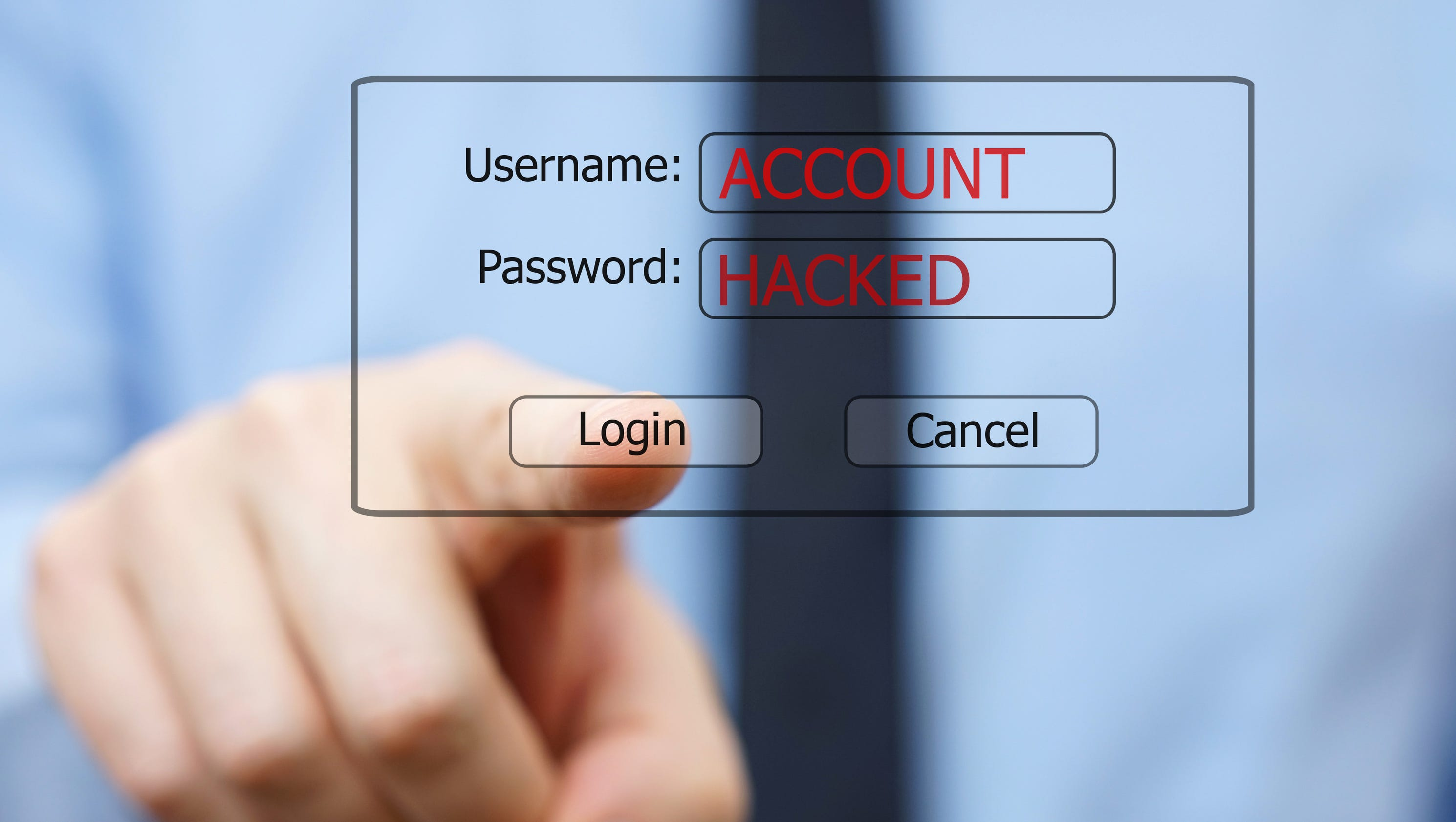 Email is an easy target for hackers; don't make it easier ...
