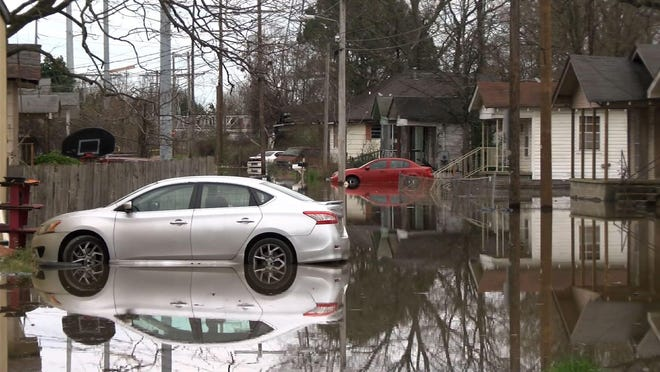 'Historic, unprecedented' flooding swamps southern USA; Mississippi and Tennessee hardest hit…