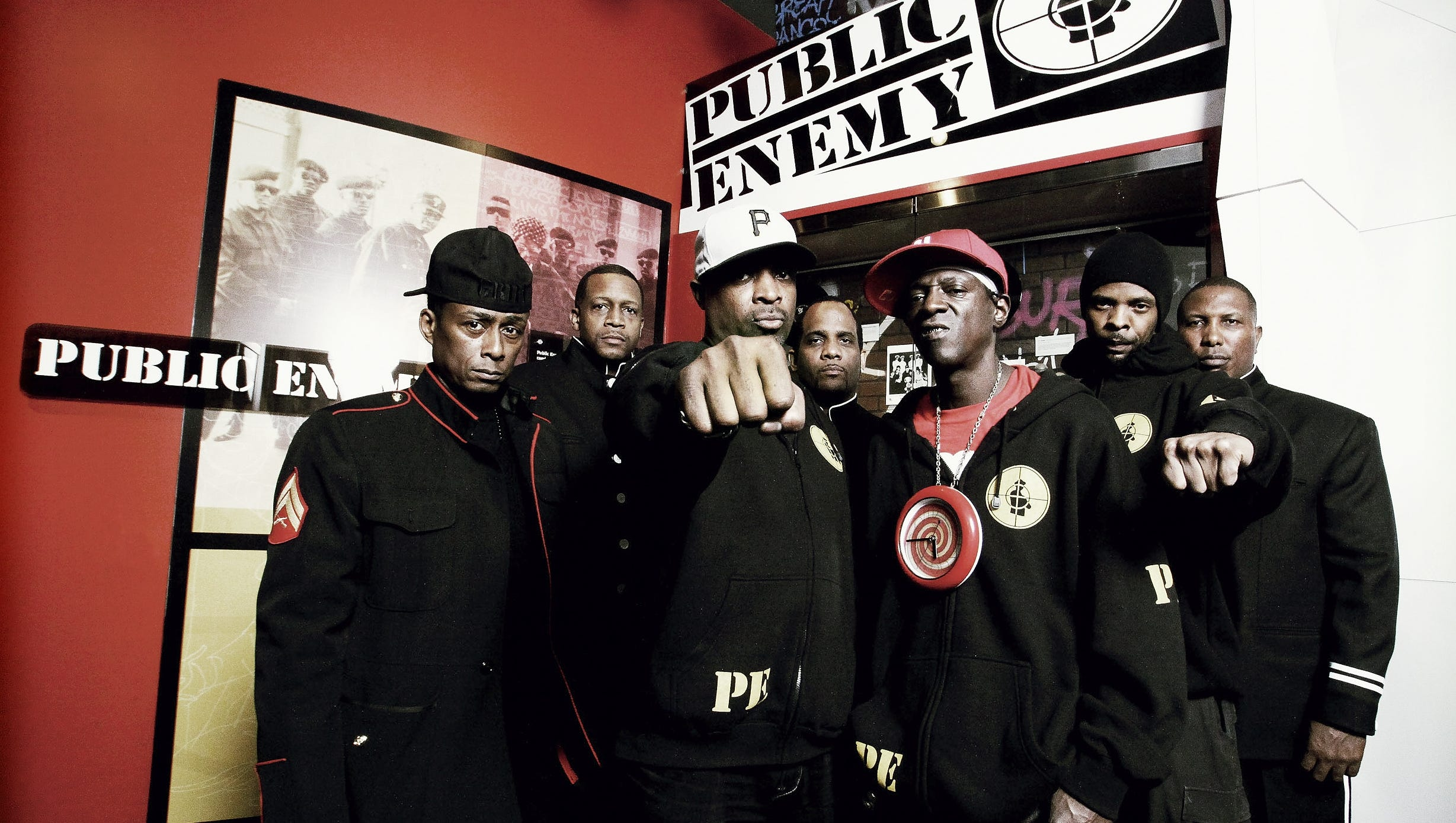 Public Enemy keeps fighting the power on 'Evil Empire'