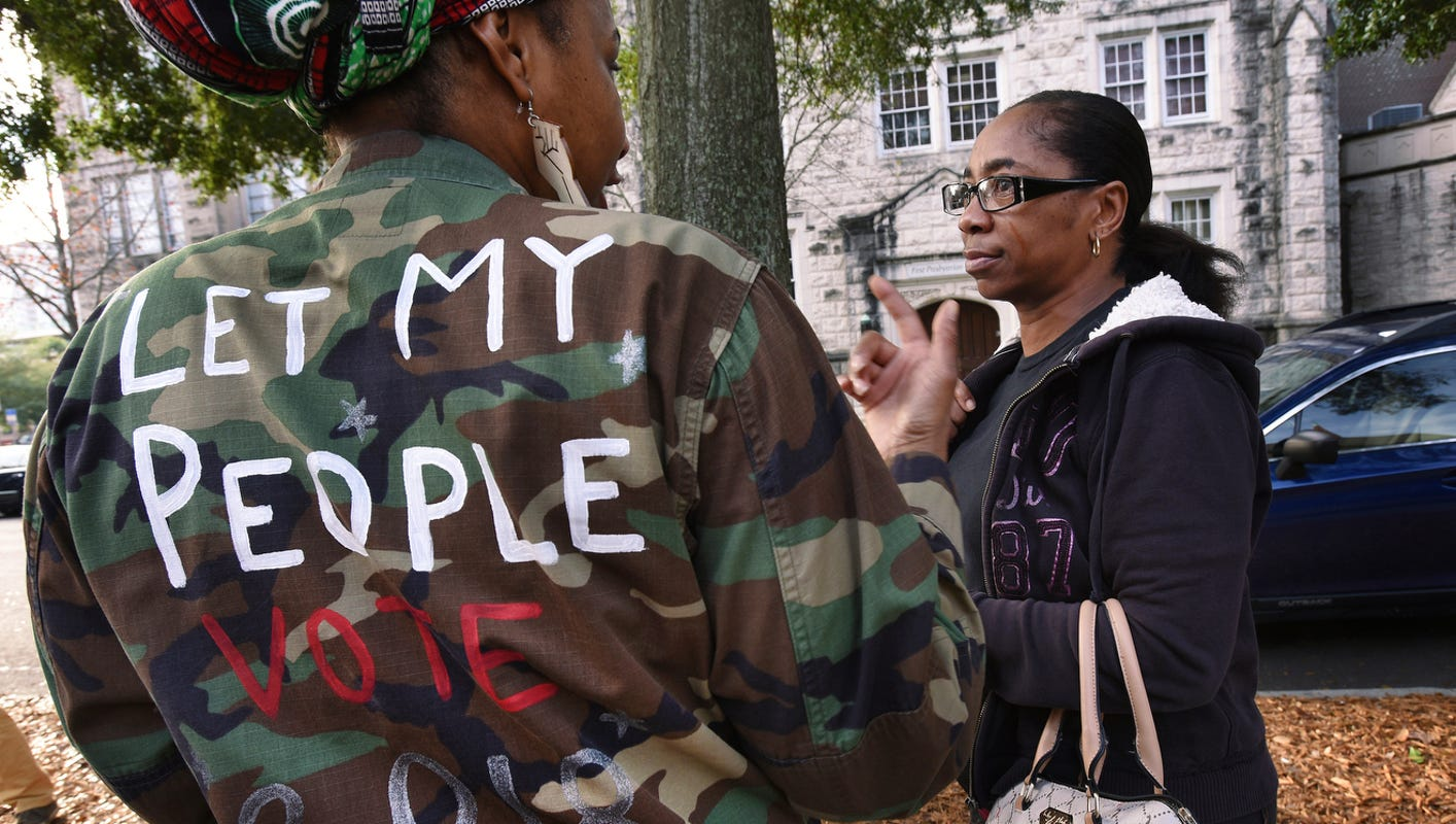 Clinton-Appointed Judge Lets Florida Felons Vote, Could Add 'Hundreds Of Thousands' To November Rolls…