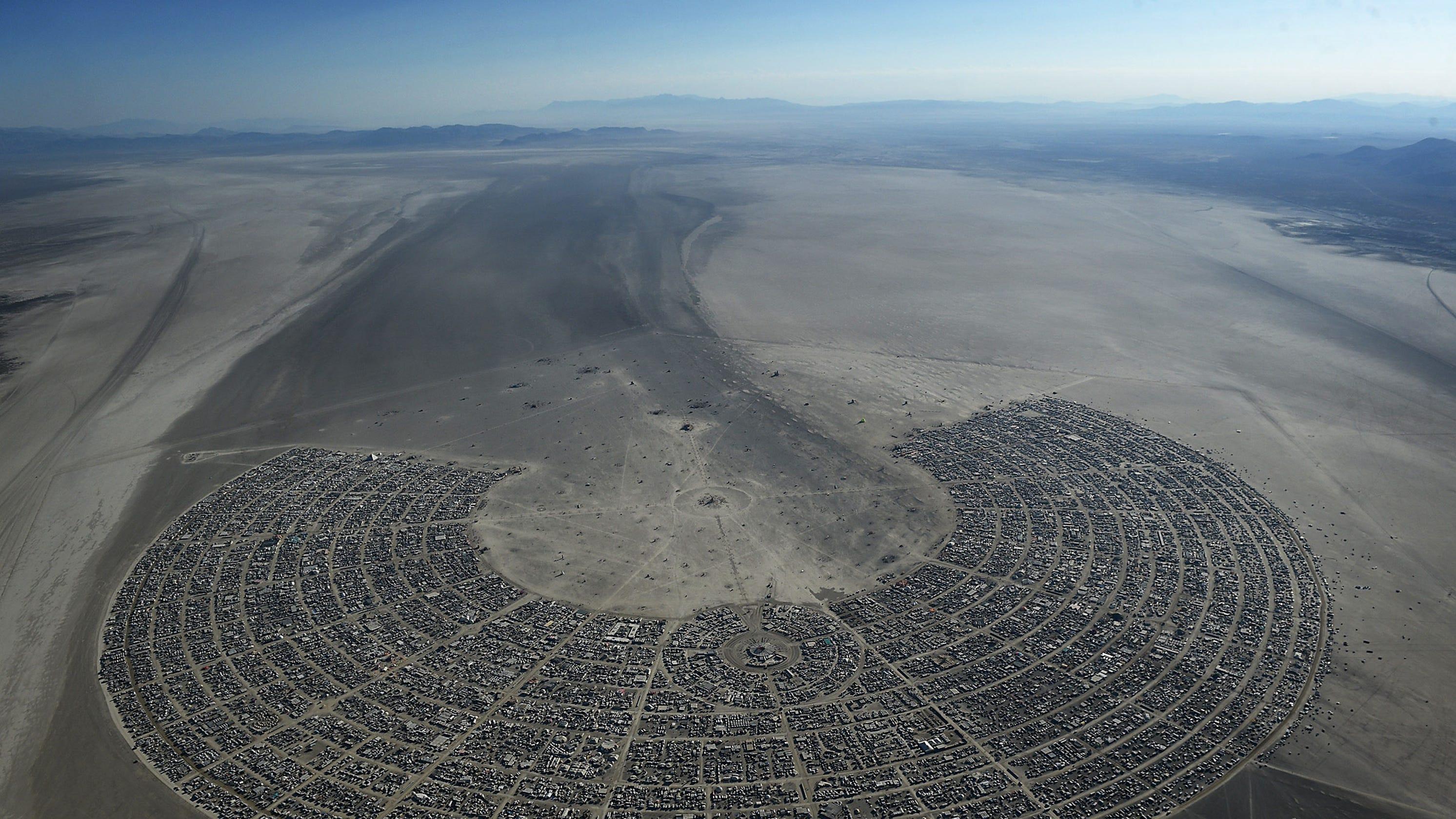 Burning Man Vaccines