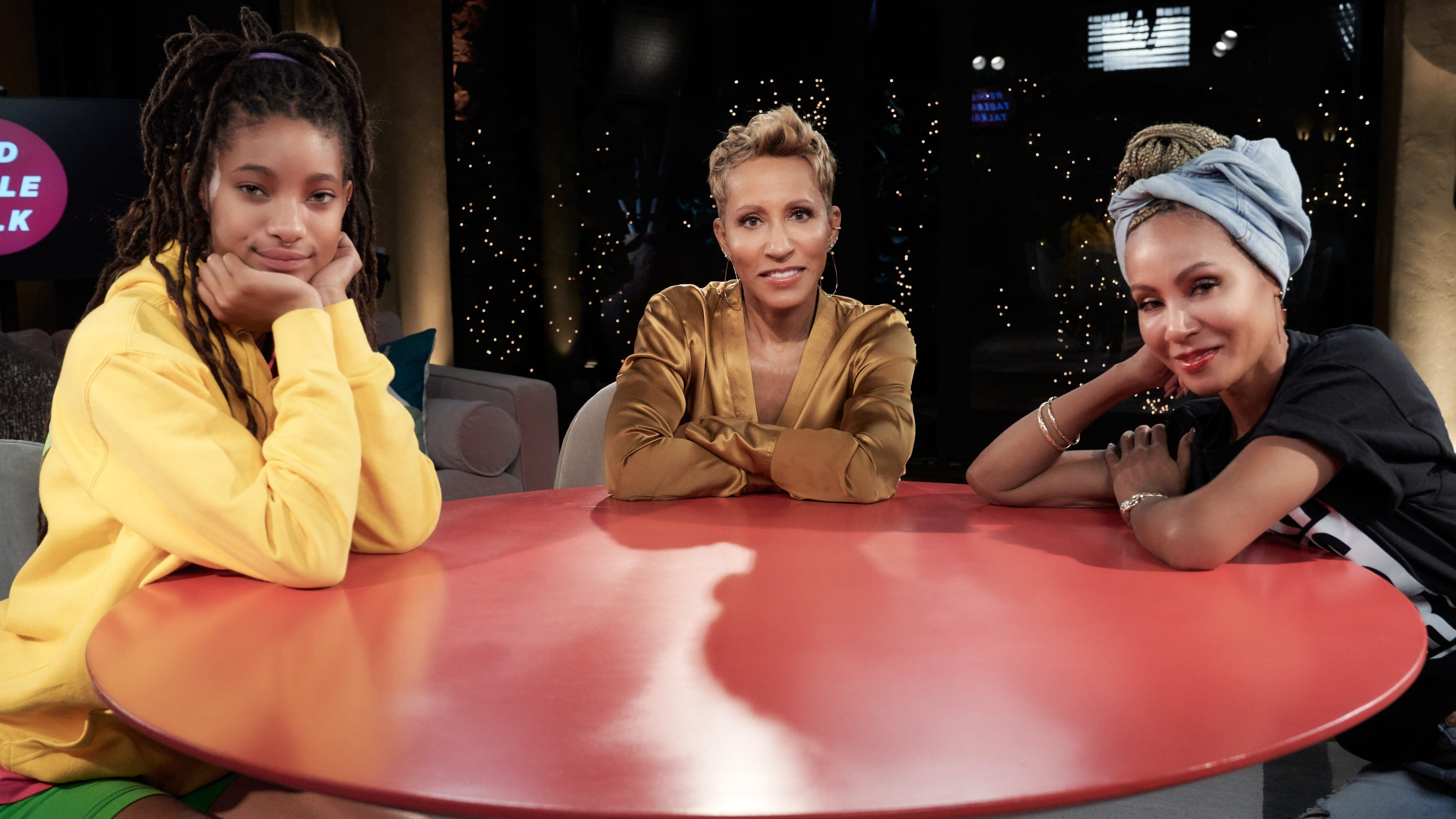 Red Table Talk: Jada Pinkett Smith reveals what made her ...