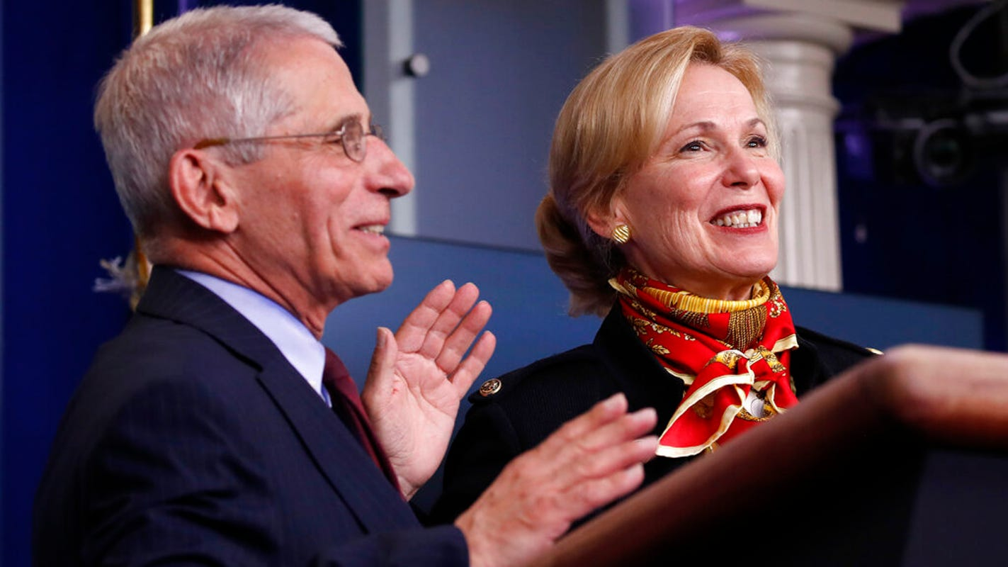 Anthony Fauci and Deborah Birx are diving into social ...