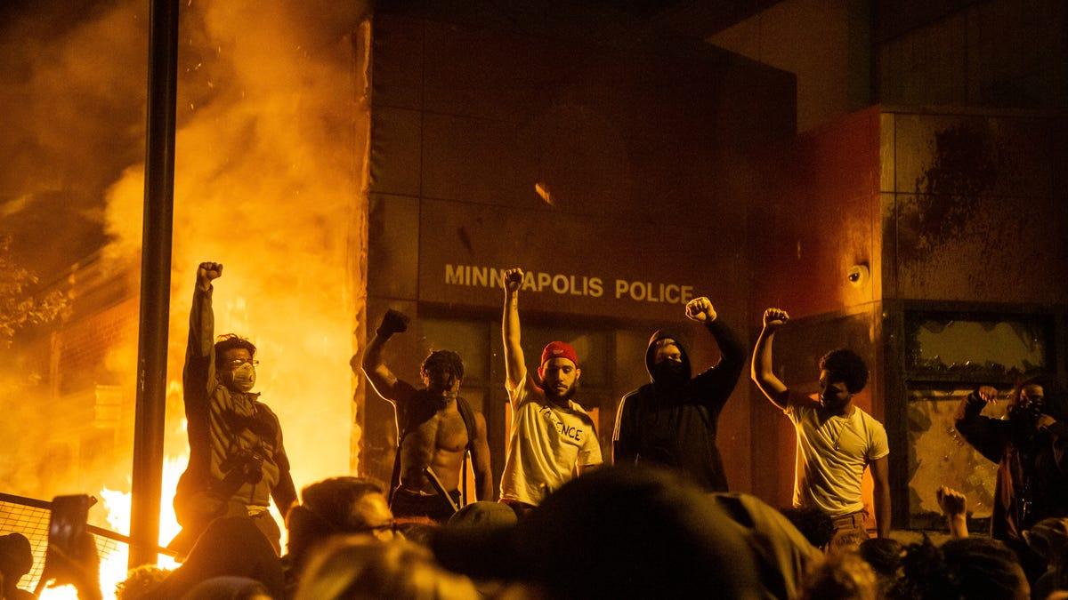 George Floyd protests: How did we get here?