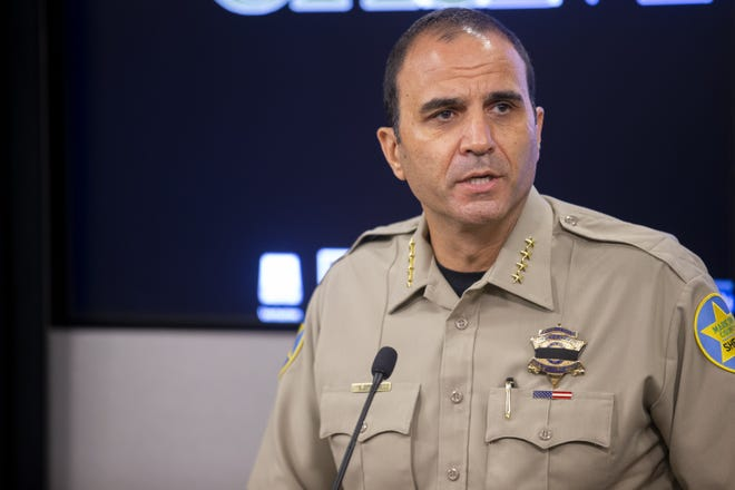 Sheriff Paul Penzone says rival will bring back Joe Arpaio ...
