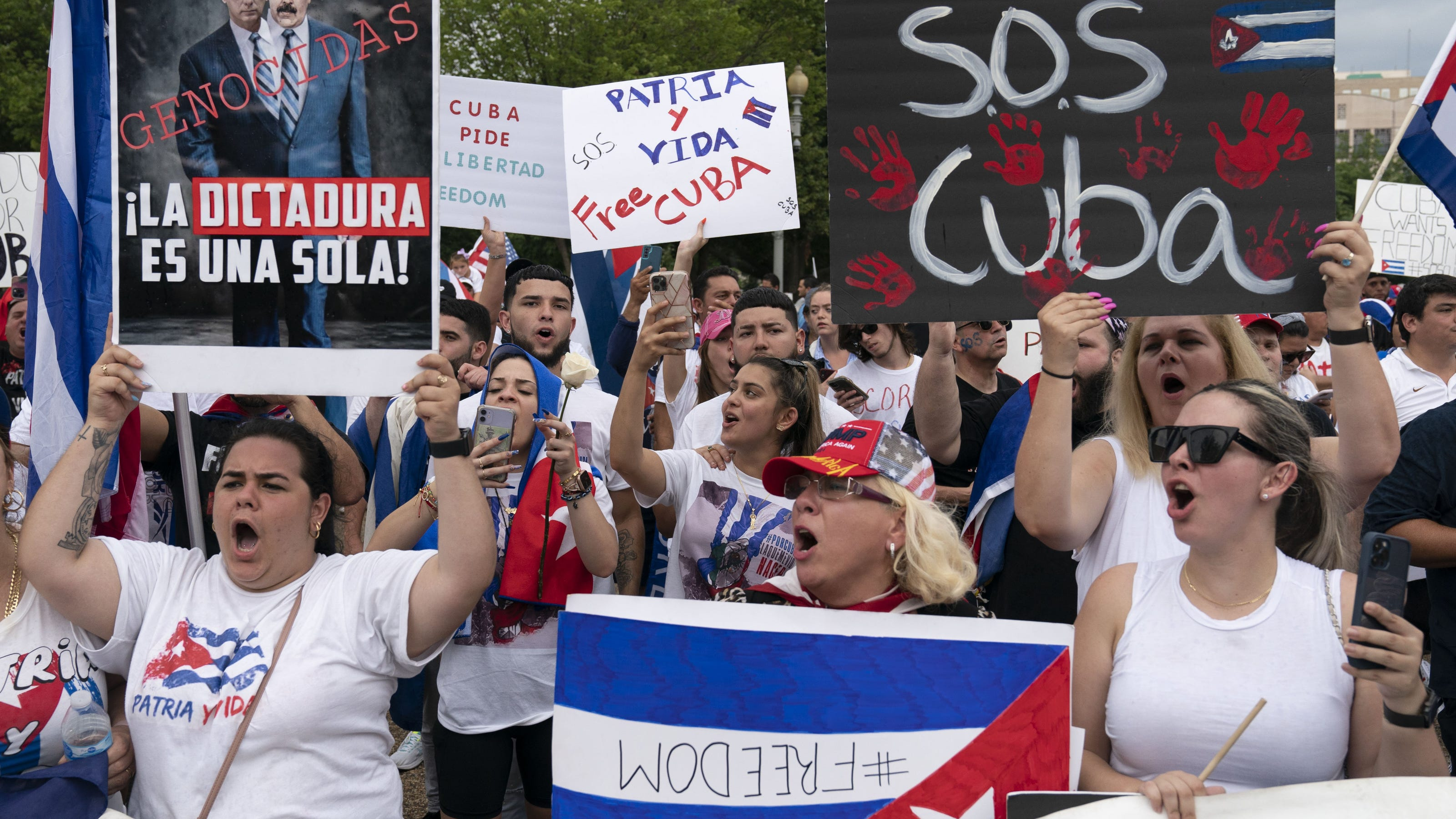 History tells us that Cuba protests are groundbreaking